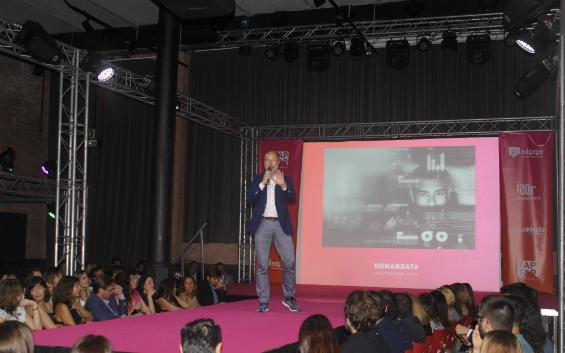 Jordi Urbea at the Pasarela Mobile IAB Spain